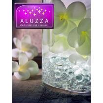 Gemas De Cristal Decorativas Transparentes Aluzza Lbf