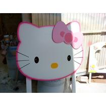 Cabecera Recamara Individual Hello Kitty Lagunilla