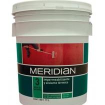 Impermeabilizante Meridian 3 Años (rojo / Blanco)