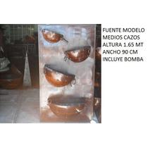 Fuente De Muro Fabricada En Forja