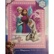 Tb Cobertor Disney Frozen 2014 Elsa Anna Olaf