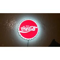 Anuncio Luminoso Ficha Coca-cola