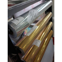Papel Contac Metalico Liso
