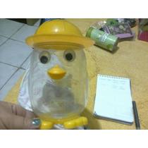 Pato De Plastico, Guarda Cosas De Plastico Vbf