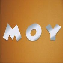 Espejos Creativos Modernos, Letras 15 Cms Alto, Decoración