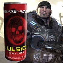Gears Of War Bebida Energetica