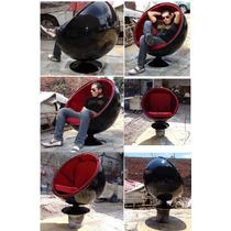Silla Esfera Fibra Vidrio Ball Chair D Saldo Envio Por Dhl