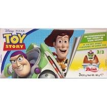 2 Cajas (6) Huevos Disney Pixar Toy Story Sorpresa De Chocol