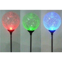 Lampara Esfera Dibra D Vidrio, Colgantes, Luminosa, Colores