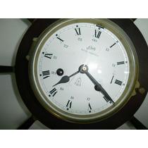 Vintage Rara Schatz Royal Mariner Clock Hecha En Alemania