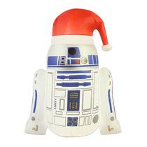 Inflable R2d2 Navideño Star Wars Navidad Darth Vader Yoda