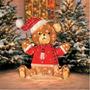Bta Adornos Navidad Decoracion Iluminados-teddy Bear