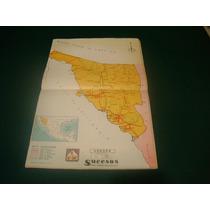Antiguos Mapas De Estados De La Republica Méxicana