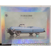 Auto Cadillac El Dorado 1953 Viejo Anuncio De Papel