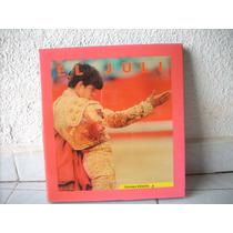 Cuadro Matador De Toros El Juli Vintage Coleccion Decoracion