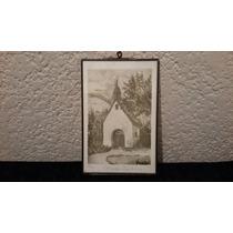 Cuadro Nuestro Santuario , Litografia Edicion Limitada