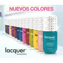 5 Lacquer Evolution Esmalte 21 Días + Regalitos