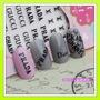Calcamonias Stickers Decoracion De Uñas Diseño Acrilico Moda