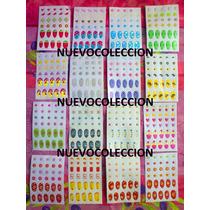10 Sets De Stickers Para Unas Para Nina O Adolescente