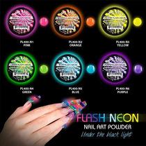 Acrilico Uñas Decoracion Mia Secret Coleccion Flash Neon