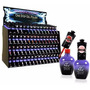 Kleancolor One Step Gel Lacquer 6 Pzs De Regalo Lampara Led