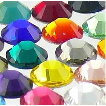 1000 Piedras Cristal Tipo Swarovski Decoracion De Uñas