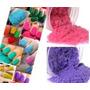 Decoración Uñas Peluche Terciopelo Velvet Caja Con12 Colores