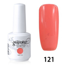 Kit 5 Gel Uv Polish Esmalte Para Uñas