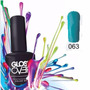 Esmalte Gel Uñas Tipo Gelish Gloss Over Color Vine Green