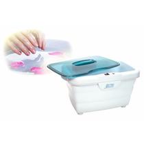 Tina Para Baño Terapeutico De Parafina Spa Pedicure Manicur