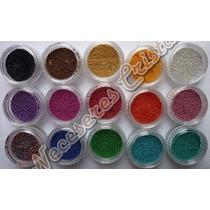 15 Botes De Caviar O Terciopelo Uñas 60 Pesos