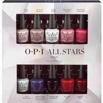 Opi Mini All Stars 2015 Esmalte De Uñas Conjunto De 10 Minis