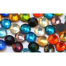 600 Piedras 100% Cristal Decoracion Uñas Acrilico Swarovski