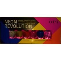 Esmalte Opi Sre71 - Neon Revolution 4 Set 3.75ml