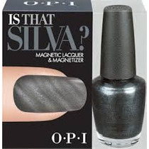 Esmalte Opi Hld40 Is That Silva Magnetic Lacquer 15ml