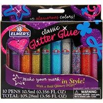 3d Lavables Glitter Plumas Del Arco Iris Clásico Y Glitter C