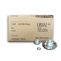 Cristal Tipo Swarovski 1440 Piezas Ab Y Cristal 4, 5, 6,8,10