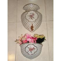 Lavabo Vintage De Porcelana Japonesa