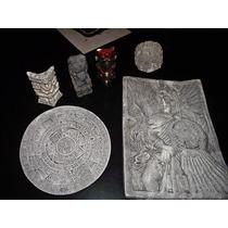 Lote De 6 Figuras Prehispanicas Todo A 250 Arte Antiguedades
