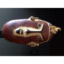 Máscara De Barro Decorativo