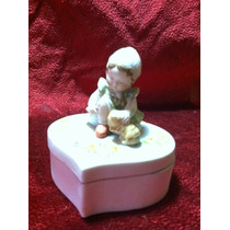Alhajero Corazon De Keepstakes Porcelana