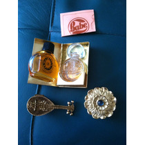 Set De 4 Perfumeros Miniatura Vintage
