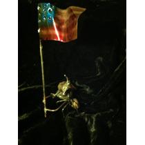 Hormiga Con Bandera Americana