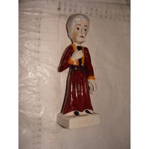 Antigua Figura Ceramica Apatia Para Medicos , Tensorin