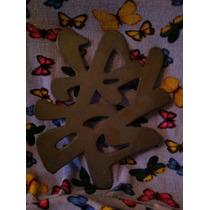 Letra Oriental En Bronce 2