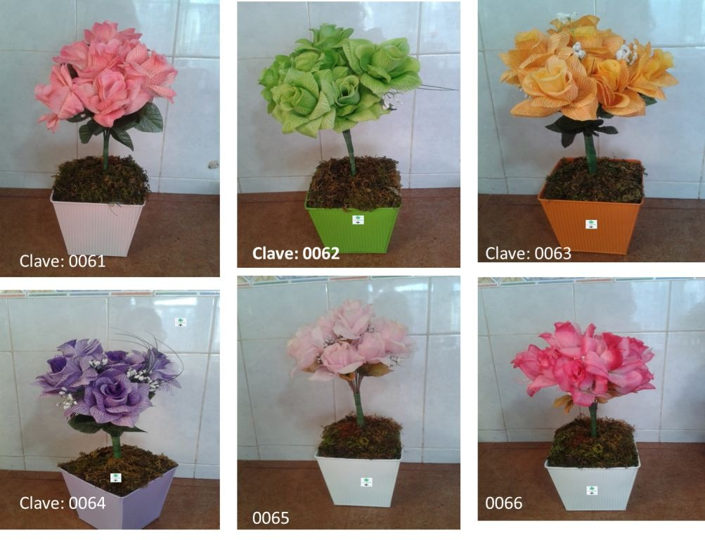 Flores artificiales car interior design for Plantas artificiales decoracion