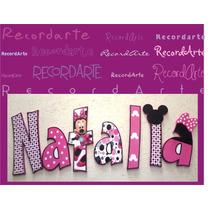 Letras Decorativas Para El Cuarto De Los Bebes.