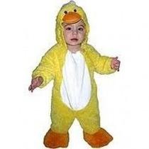 Dizfraz De Pato Para Bebe