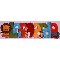 Letras Decorativas Para Recamaras De Niños