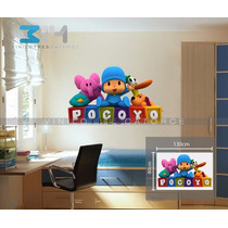 Vinilo Decorativo Pocoyo-i 01 , Sticker, Calcomanía De Pared